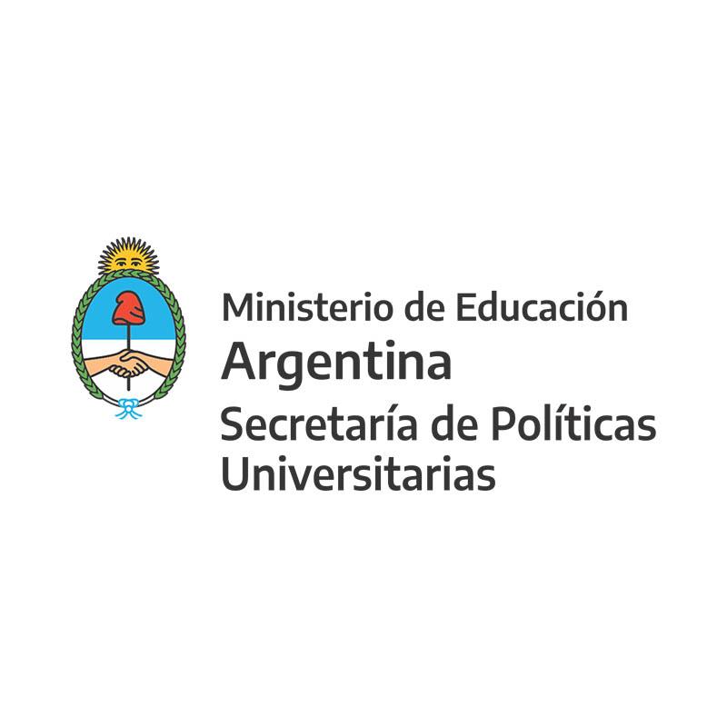 Secretaria de Políticas Universitarias del Ministerio de Educación, Cultura, Ciencia y Tecnología de la Nación
