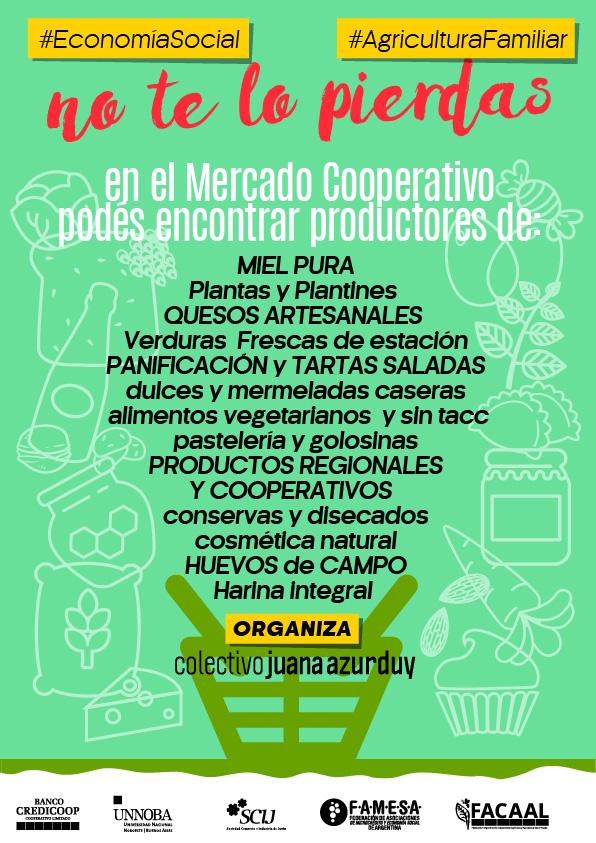 Mercado Cooperativo y Solidario